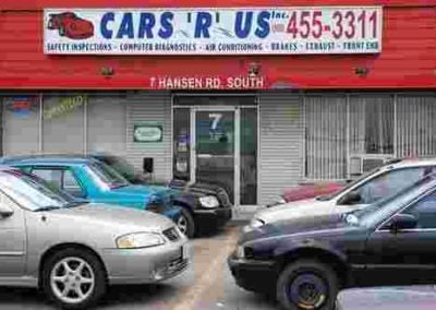 Cars R Us Store Front