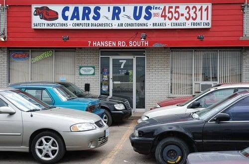 brampton auto repair