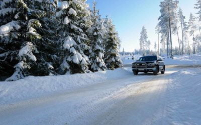 Preparing for Winter Road Conditions