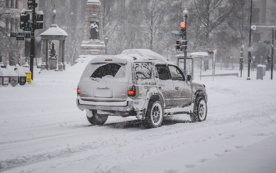 Can Your Vehicle Survive the Deep Freeze?